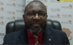 Intervention du Dr Ahmed au cours des Assemblées annuelles 2021. ©Worldbank.org
