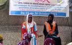 Tchad : l'ONG ASHAD et l'AFPST sensibilisent sur le cancer du sein. © Steve Djénonkar/Alwihda Info