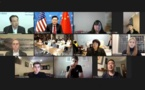 Online dialogue between Chinese, U.S. Gen-Zers held in SW China's Yunnan