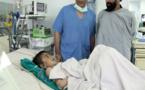 La chaîne de l'espoir : Venons en aide aux enfants afghans