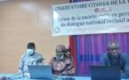 Tchad : l'Observatoire citoyen de la transition émet des réserves sur le processus de transition