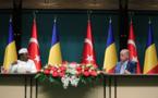 """أردوغان """"مستعد"""" لتطوير التعاون العسكري مع تشاد"""