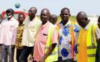 رئيس البلدية يسجل زيارة إلى مقبرة توكرا لتفقد أوضاع العاملين فيها