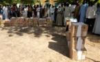 Tchad : des équipements médicaux et fournitures scolaires offerts au Batha