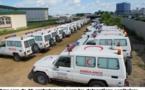 Tchad : 73 kilos de cocaïne dans une ambulance !