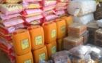 Tchad : Près de 10 millions FCFA de dons réceptionnés aujourd'hui pour les rapatriés de RCA