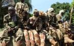 RCA : Un groupe armé plante un nouveau drapeau à Sibut, des blindés français et africains en route