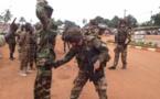 RCA : La Présidente ordonne aux soldats français de désarmer tout le monde
