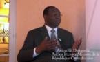 RCA : L'ex-Premier ministre Dologuélé accuse le Tchad