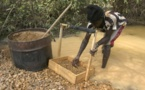 Centrafrique : D'importants trafics de diamant en violation du processus de Kimberly
