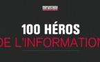 """JOURNEE MONDIALE DE LA LIBERTE DE LA PRESSE 2014 : RSF publie la liste des """"100 héros de l'information"""""""