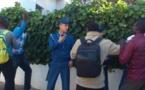 La presse algérienne diffuse une vidéo de la manifestation des étudiants tchadiens