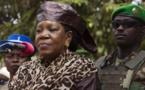 Entretien/Catherine Samba-Panza : « Pas de discussions spéciales en cours avec l'ex-Séléka »