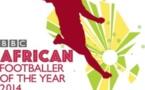 Le Footballeur africain de l'année 2014 BBC