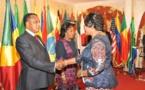 Vœux de nouvel an : le corps diplomatique salue l'action du Congo dans ses efforts de médiation