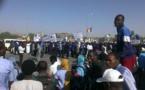 Les tchadiens descendent dans les rues pour dire non à Boko Haram