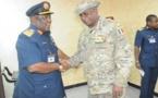 L'armée nigériane signe un accord militaire avec le Tchad