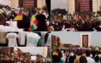 Grande marche patriotique à Yaoundé : Un géant drapeau tchadien à l'honneur