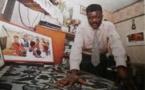 Art : Une visite de l'atelier du peintre Bernard Missidimbazi