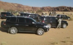 Tchad : L'impressionnant dispositif militaire qui assure la sécurité du Président lors de ses déplacements