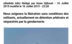 DJIBOUTI : Le silence coupable de l'opposition USN.