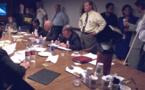 """USA : Le 11 septembre, les dirigeants politiques étaient dans le Bunker """"Anti-nucléaire"""" de la """"White House"""" (Photos)"""