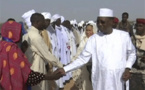 """A Iriba, Déby appelle à """"croire au rêve tchadien, à la grandeur et à l'émergence du Tchad"""""""