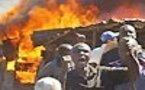Kenya: 35 personnes brûlées dans une église, 306 morts depuis l'élection