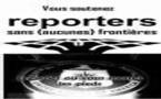 Liberté de la Presse: l'année 2007 en chiffres