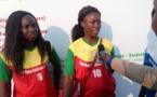 """11èmes jeux africains à Brazzaville : """"j'ai pris les photos des infrastructures sportives et je les montrerai à nos autorités pour faire la même chose que le Congo"""" dixit la Burkinabé Mariam Simporé"""