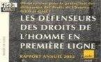Tchad : silence à Paris (Le Monde)