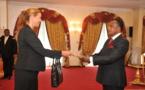 Diplomatie : Quatre nouveaux ambassadeurs présentent leurs lettres de créances au président Sassou N'Guesso