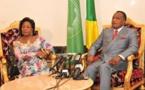 """Denis Sassou N'Guesso : """" Je suis profondément convaincu que l'agenda 2063 de l'Union Africaine s'arrime avec le rêve chinois ..."""""""