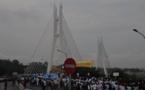 Route de la Corniche de Brazzaville : Une mise en service qui désengorge l'avenue de L'OUA