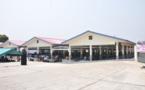 Brazzaville : un marché moderne au quartier 68 Talangai