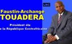 Centrafrique : Cérémonie d'investiture de Faustin-Archange Touadera le mercredi 30 mars 2016