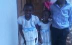 Christin Jared (09 ans),Noelle Lafortune(07ans) et Faridha Dahary(05ans) ont été enlevés depuis le 07 juin 2014