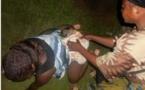 Gabon : un accouchement en plein air dans un hôpital