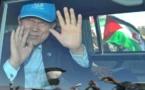 Le Secrétaire Général de l'ONU : polisario, mon amour !