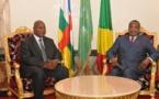 Coopération Congo-Centrafrique :  Faustin Archange Touadera en visite de travail à Brazzaville
