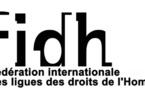 ONG : L'OCDH joue avec la crédibilité de la FIDH