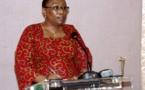 Présidente de l'Assemblée Nationale Centrafricaine: Mme Emilie Béatrice Epaye