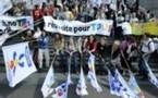 France: entre 20.000 et 45.000 manifestants à Paris