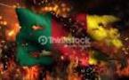 Cameroun : Fête de l'unité 20 mai 2016,  remember  24 mai 2010 le drapeau national déchiré par MULLER Stéphane et ses complices à Mfou.