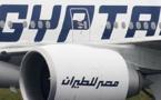 Egyptair, de la fumée dans les toilettes