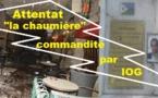 """Révélations explosives: selon une note interne de l'armée française, IOG est derrière l'attentat contre le restaurant/bar """"la chaumière"""" de 2014"""