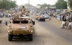 Eufor: les soldats de l'Eufor sont entrés en action au Tchad