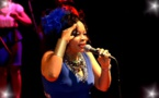 Un si beau moment d'entretien avec la chanteuse Marole Tchamba