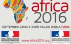 France : Première édition des RENCONTRES AFRICA 2016 du 22 et 23 septembre au Palais d'Iéna