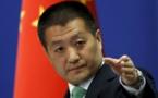 La Chine demande au Japon de cesser son ingérence en mer de Chine méridionale